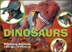 130 col photos 10,000 words Rights available: World ex US Dinosaurs 213 96pp 130 10,000 words
