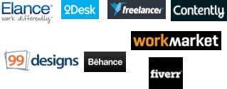 Consultants + Contractors Online Freelance Marketplaces •   Freelancers are fully-empowered entrepreneurs •