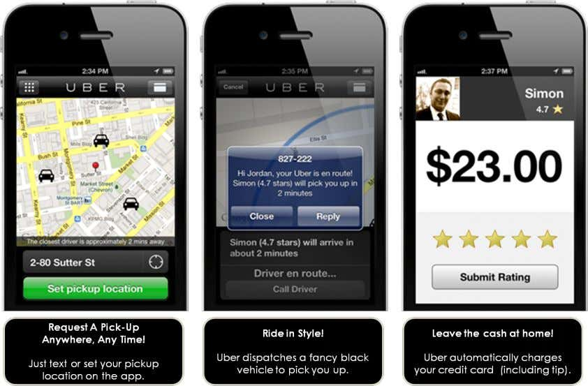 TNCS TURN ANYONE WITH A CAR INTO A CHAUFFEUR AND ANYONE WITH CELL PHONE INTO A