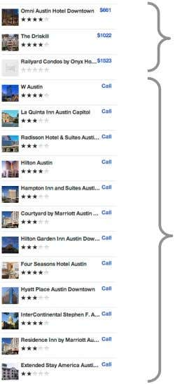 LARGE EVENTS Airbnb adds 2,400 units of supply 85 Austin Hotel Availability 1 Week Before SXSW