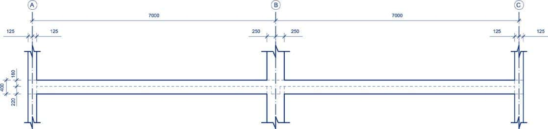 information for training – Brussels, 20-21 October 2011 Geometry Two way slab on beams DETAILING OF