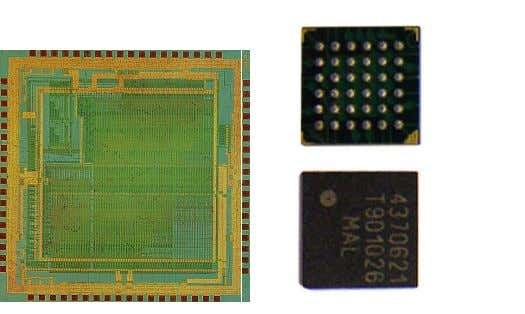 9.2 9. Semiconductor Design Fabrication Integrated Circuits (IC) 4 3 9.1 VLSI Realization Process