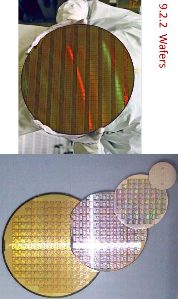 9.2.2 Wafers