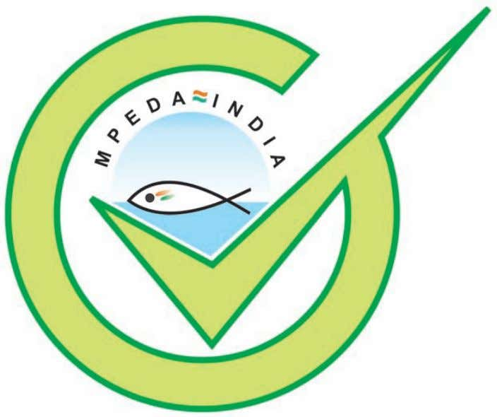 Guidelines for Green Certification of Freshwater Ornamental Fish Green Certification Logo 16