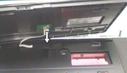 the Touch Panel from the Door Frame Pre-assembly P004. Figure 17 4.1.8. Dismantling of the Door