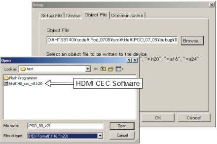HDMI CEC Software