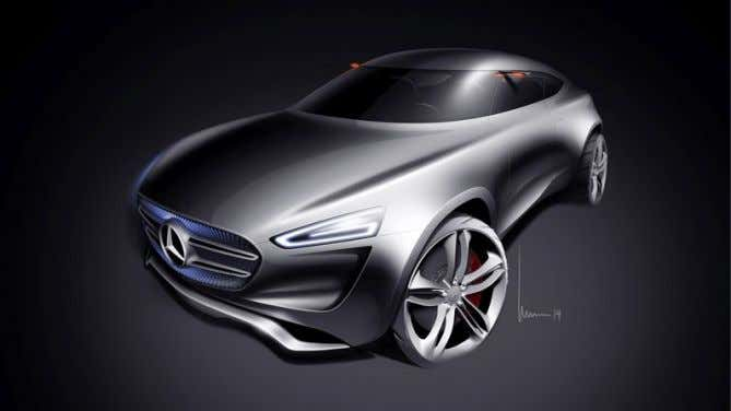 WHOLE-SYSTEM THINKING Mercedes-Benz Vision G-Code Watch this video at