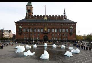 Olafur Eliasson System Collapse Ice Watch by Olafur Eliasson Ice Watch by Olafur Eliasson Whether we