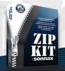 • Improves shift feel without low-speed harshness Zip Kit ® The first step in correcting common