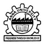 CENTRE FOR FACULTY DEVELOPMENT Anna university, Chennai-25 To Organised by : Department of Mechanical Engineering