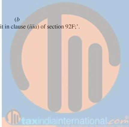 (b) it in clause (iiia) of section 92F;'.