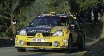 de France 2003 : Tirabassi Champion du Monde Junior 2004 : Renault Champion de France 2004