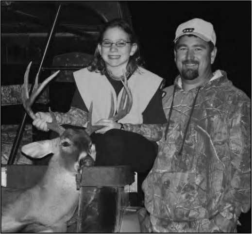 KIDS KORNER Hannah and Dad. MY BEST HUNT by Hannah Rogers I started hunting when I