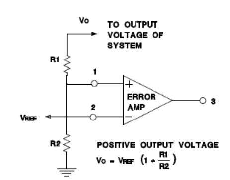 and inverting input to 2.5 V) such that its output is low . Fig.5.4 Connections of