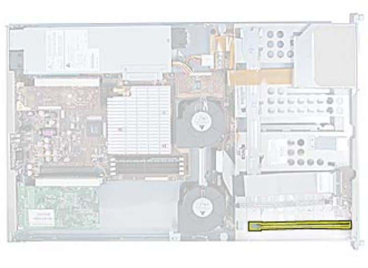 place the bottom housing on a sturdy, flat surface. Part Location Locking Mechanism Rod, Xserve Xserve