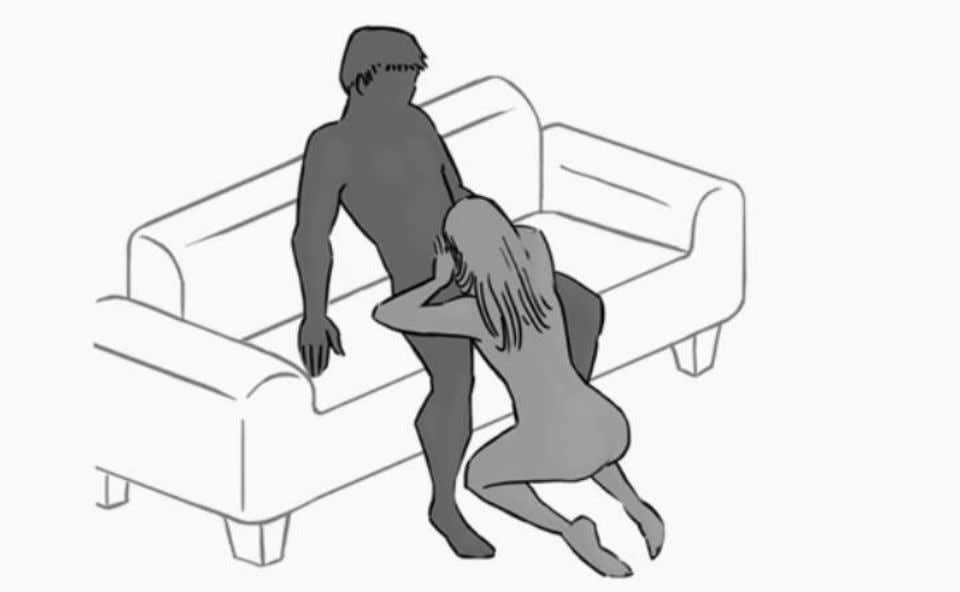44. Fusion: it is a modified lounging position. It boost sexual pleasure by allowing better