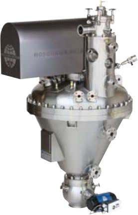Applications and processes • 0.3 - 1 litre Active Freeze Drying system • Multipurpose 1