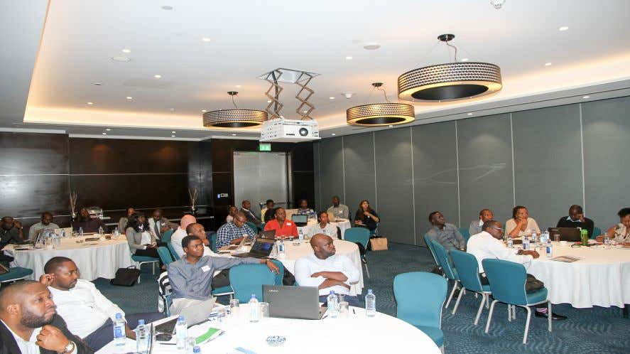 NEWSLETTER Attendees During the EDGE Expert workshop. EDGE Expert Training - Nairobi, Kenya The Kenya Green