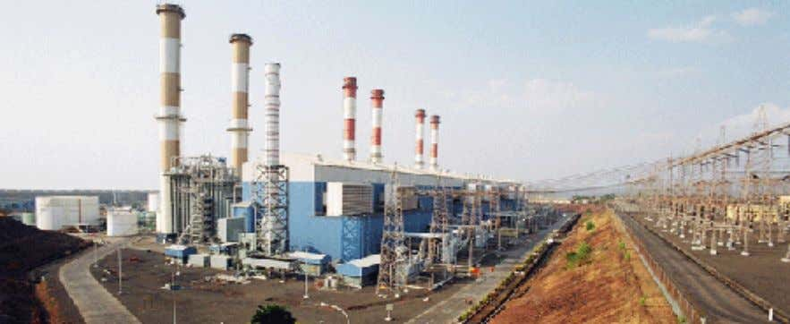 Over by Ratnagiri Gas and Power Private Limited in 2005. (Source: Ratnagiri Gas and Power Private