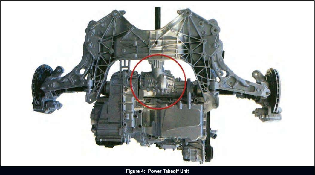 Figure 4: Power Takeoff Unit