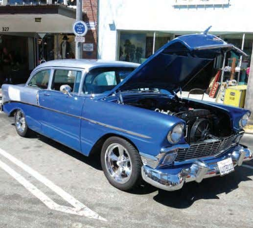 Annual Classics on the Coast Car Show Was a Rousing Success! Dedria should know just how