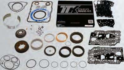 TTK Overhaul Kits AutomaticTransmission Repair Kits Toledo Trans-Kit®, (TTK)
