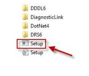 Double-click Setup.exe to launch DiagnosticLink installer. 5.4 LAUNCH INSTALLER Click Ok to continue. Page 12 of