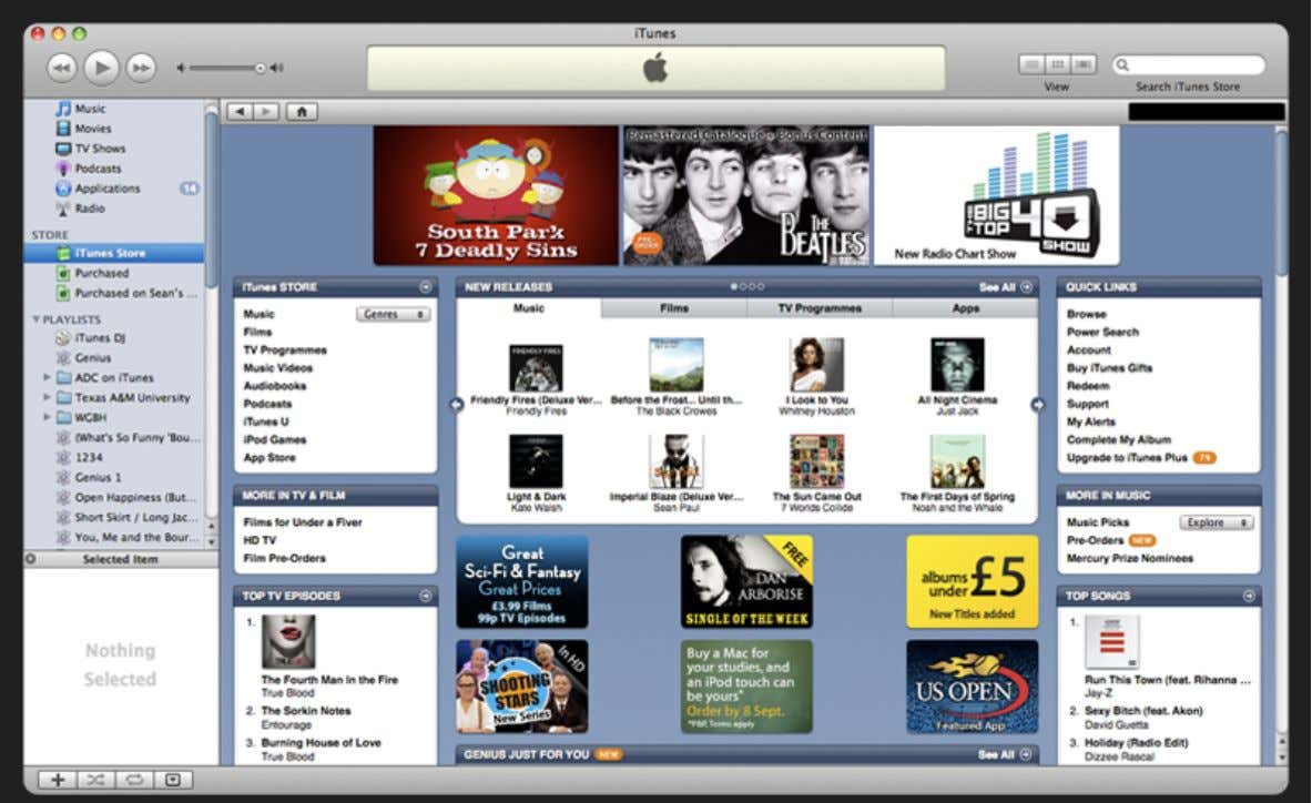 iTunes Vujàdé Ltd. – Supporting Forward Thinking SlideSlide || 11