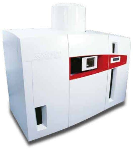 XPS AXISNOVA Key Features and Capabilities • Superb automated sample handling with the best specifications in