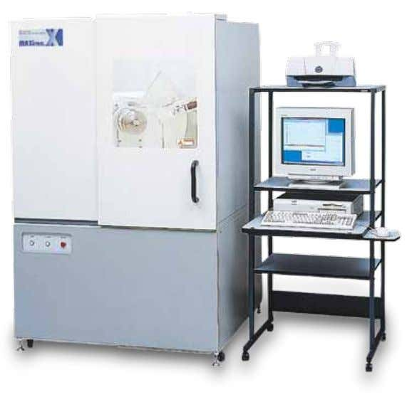 X-Ray Diffractometer XRD XRD-7000 Key Features and Capabilities • Theta-theta goniometer • High-speed rate
