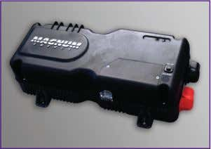 The MM Series Inverter/Charger For Mobile Applications The MM Series Inverter/Charger is the cost effective solution