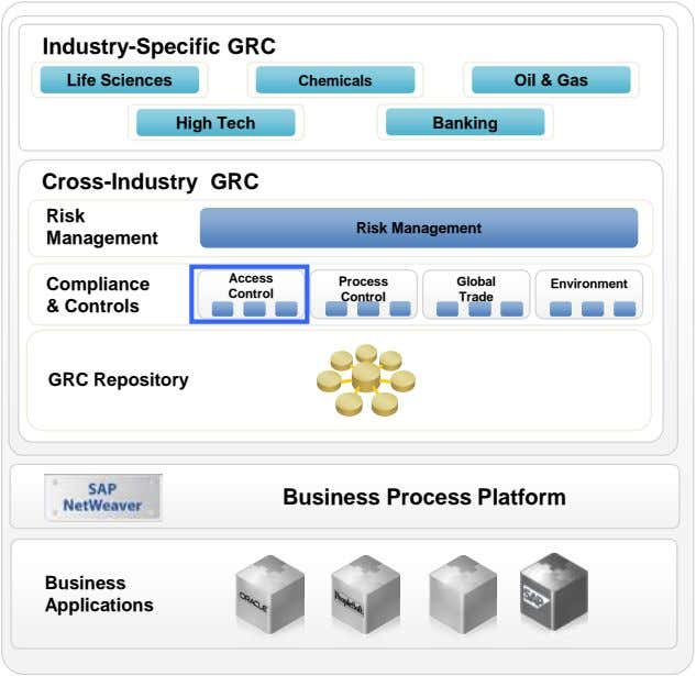 Industry-Specific GRC Life Sciences Chemicals Oil & Gas High Tech Banking Cross-Industry GRC Risk Risk Management