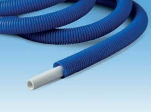 51: Hep 2 O Pipe-in-Pipe is supplied in coils with a choice of red or blue