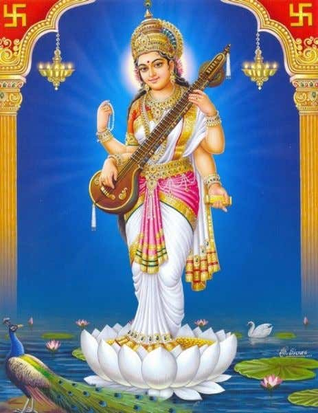 Neela Saraswathi Sadhana Dear all, with the brief deviation to vedas and tantras, let me