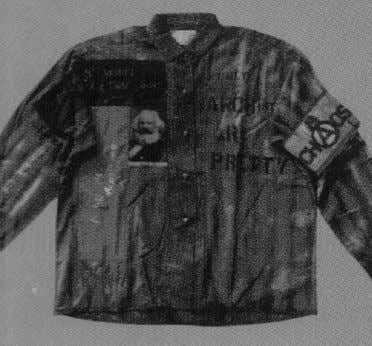 Some Product Top 10 Punk Garments 01 - Anarchy Shirt Created by Westwood after she noted
