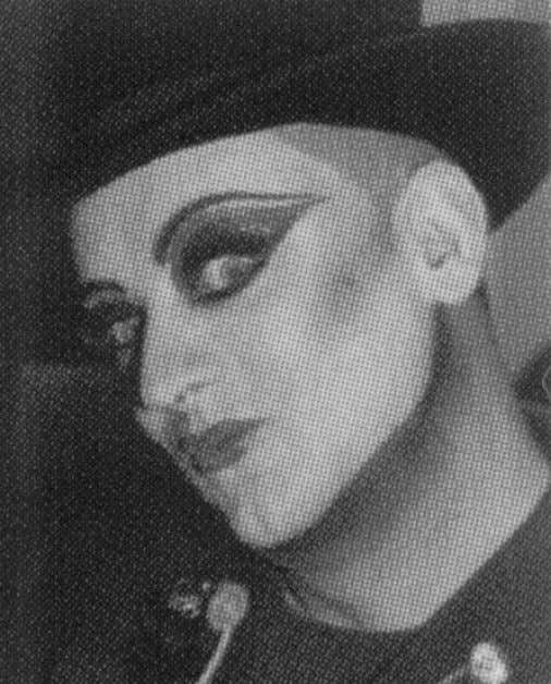 Boy George My big line is: Anarchy In The UK became Avarice In the UK, but