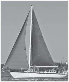 Seamanship 2013 TAMMY NORIE is a 40' sloop designed by Kim Holman. Built to be both