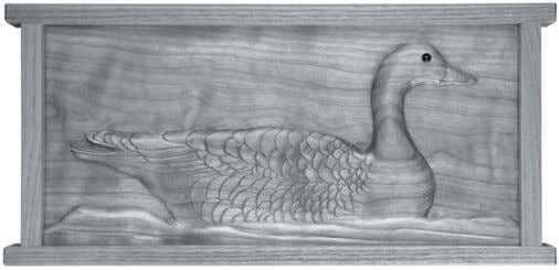 decorative decoy techniques. JERRY CUMBO— JUNE 2-8 NEW Carving wild birds can be exceptionally satisfying and