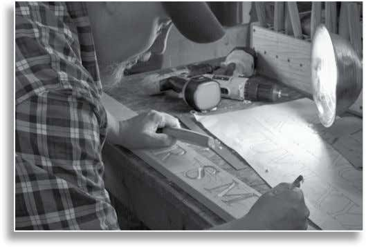 as integrate them into marine and residential applications. For those individuals new to carving, one of