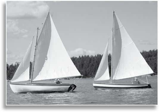 AND SEAMANSHIP selections get more experienced students out on an exciting array of larger sailing vessels.