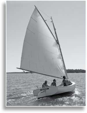 and other local waters as we cruise under plenty of canvas. Tuition: $750 Note: Prior sailing