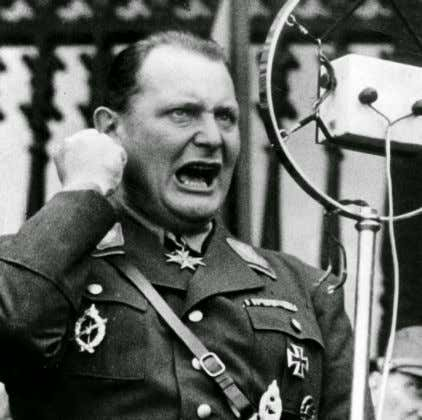 KNOW ECONOMIC POLICIES AND CONTRIBUTIONS OF ➤ SCHACHT ➤ GOERING ➤ SPEER