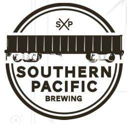 Dinner Southern Pacific Brewery is the ground we stand on. Our craft beers, unique pub