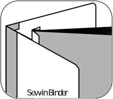 Sew-in Binder
