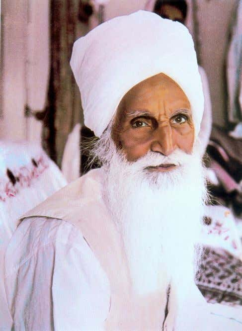 "THE SUCCESSION OF BABA SAWAN SINGH JI MAHARAJ ""With the dawn of Chet, my heart grows"