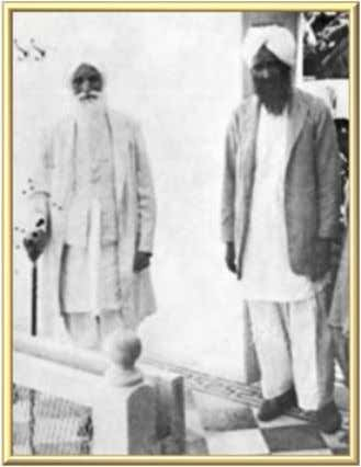the fact that his own honor was being offered in exchange. Hazur Baba Sawan Singh Ji