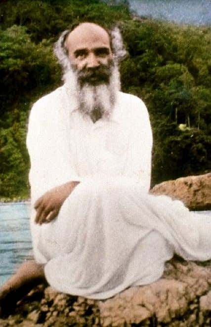 confirmed verbally on the human plane by the Living Master. Sant Kirpal Singh in the vicinity