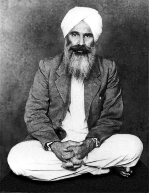 him the opportunity to develop his ministry along new lines. Sant Kirpal Singh Ji Maharaj early