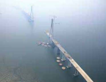 Project: 2 n d Incheon bridge, South Korea Sections: AS 500 - 12.7 Quantity: 1