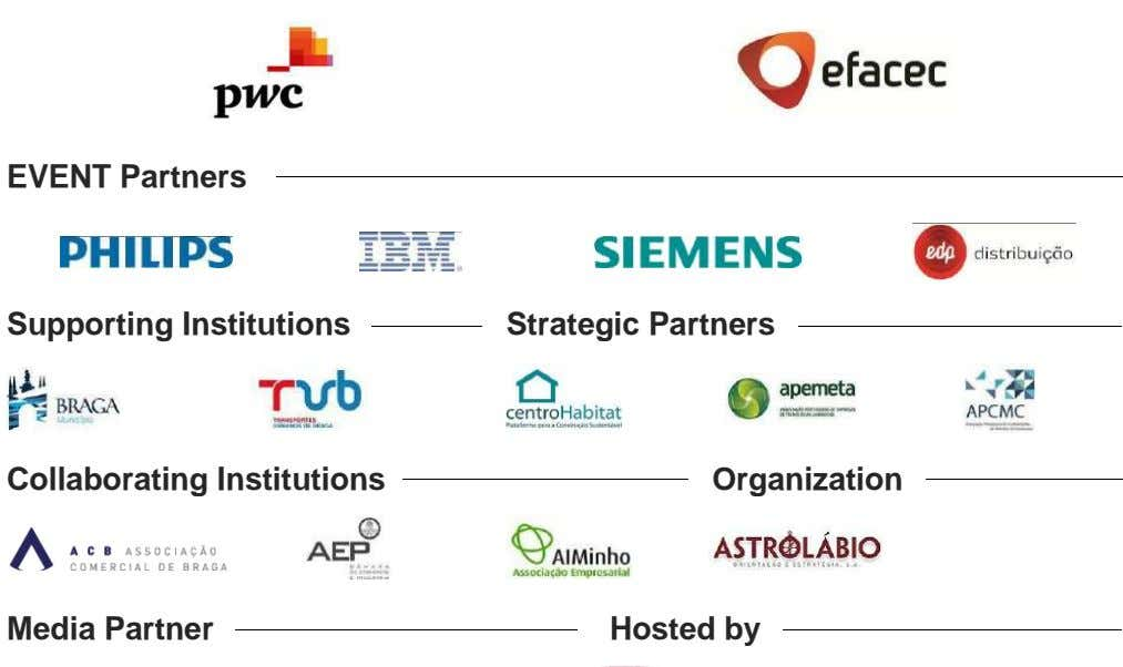 EVENT Partners Supporting Institutions Strategic Partners Collaborating Institutions Organization Media Partner
